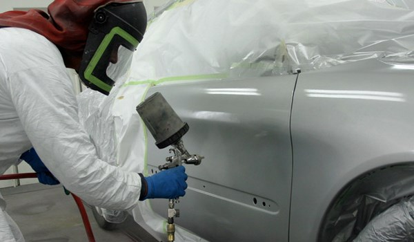 Paint Refinishing